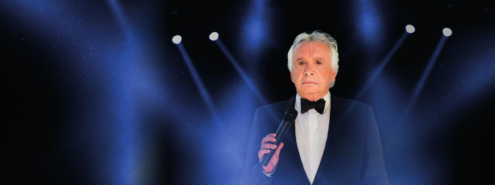 Michel Sardou concert