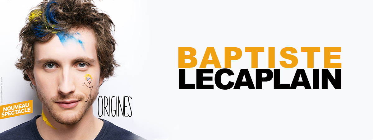 baptiste lecaplain origines