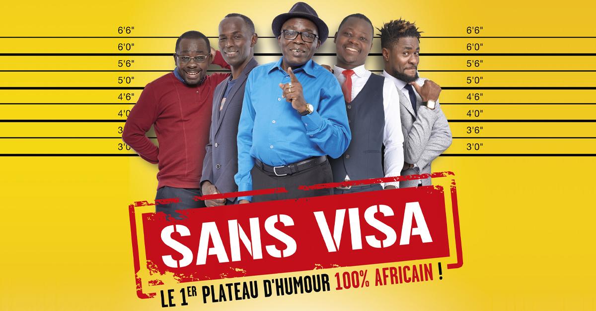 Sans visa nouveau spectacle cover 2