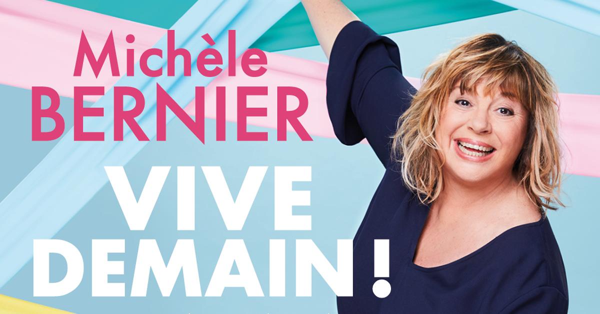 Michele Bernier nouveau spectacle post