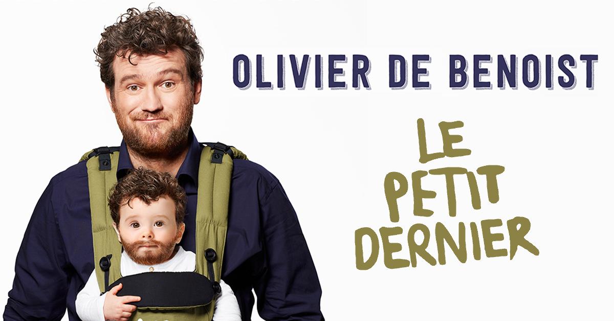 Olivier de Benoist nouveau spectacle cover 2