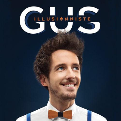 Gus nouveau spectacle carre