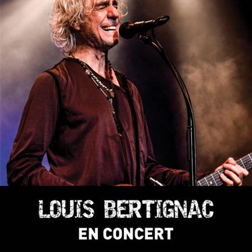 Louis Bertignac en concert carre