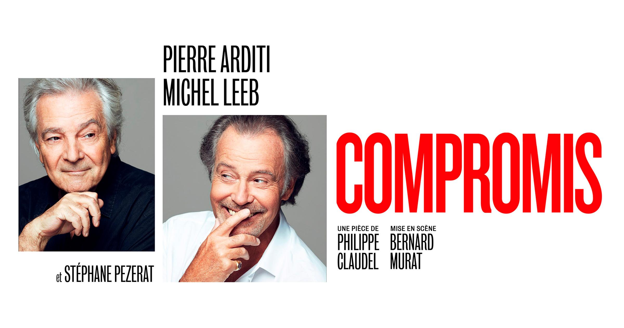 Compromis nouveau spectacle cover
