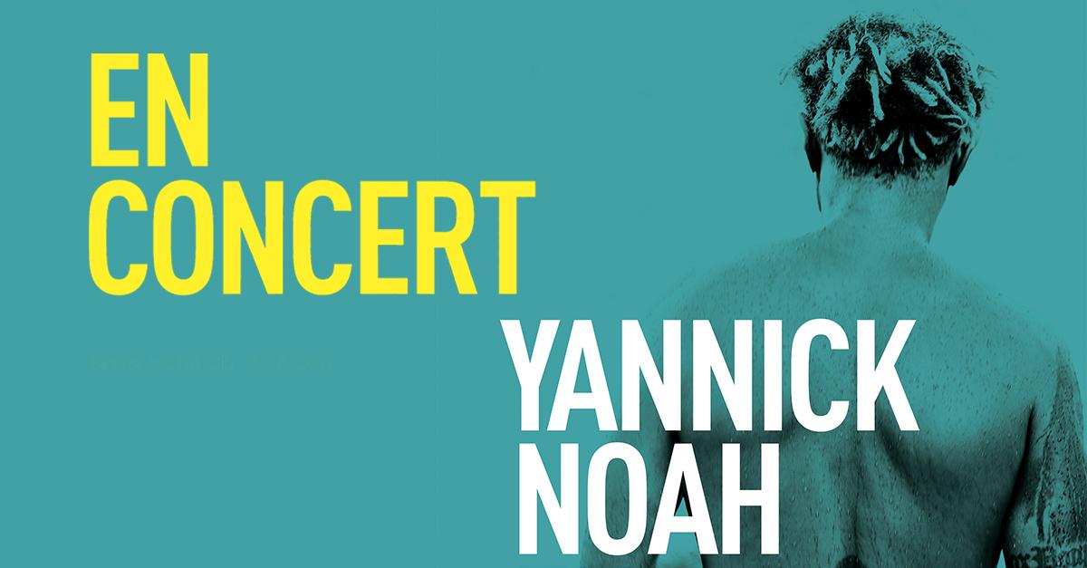 Yannick Noah cover
