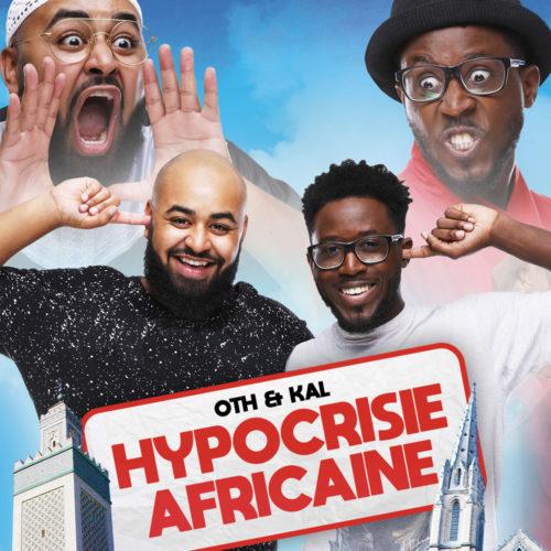 Hypocrisie africaine nouveau spectacle carre
