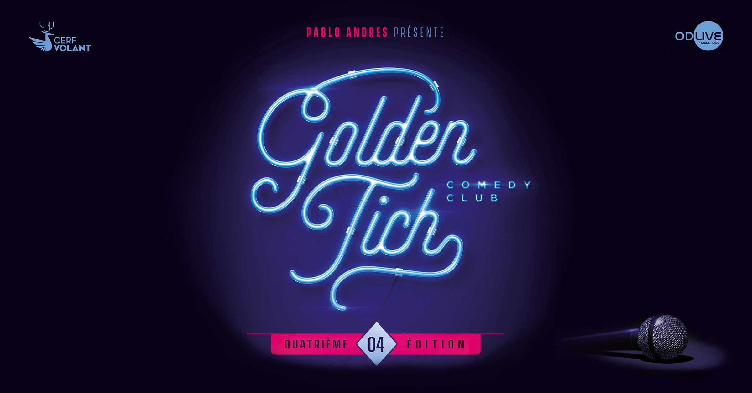 Golden Tich Quatrième èdition cover