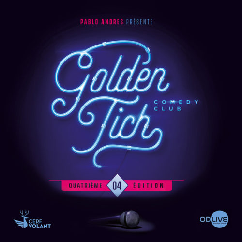 Golden Tich Quatrième èdition carre