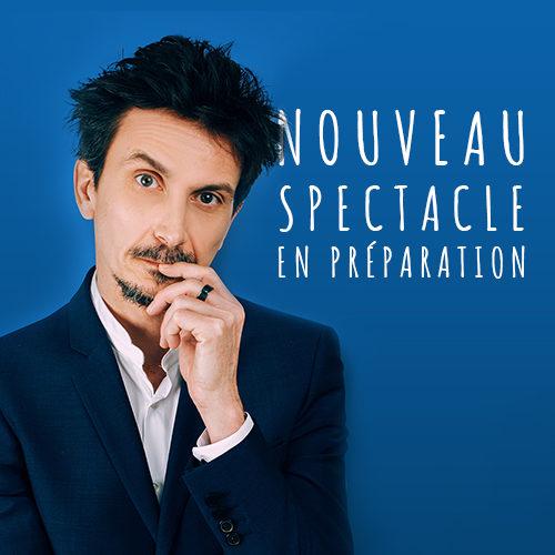 Arnaud Tsamere en préparation insta