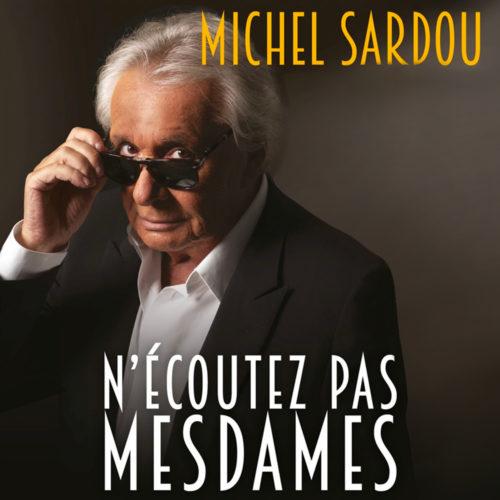 Michel Sardou en concert carre