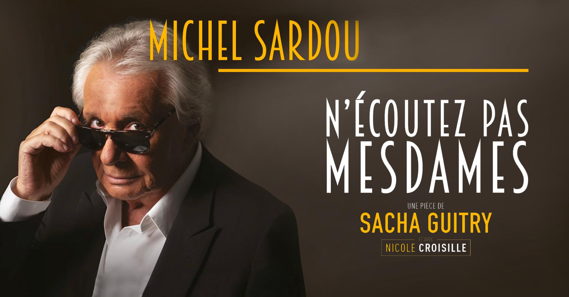 Michel Sardou en concert cover