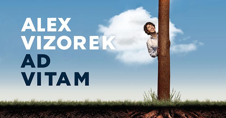 Alex Vizorek nouveau spectacle ad vitam par od live productions carre