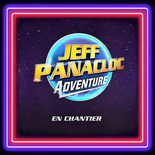 Jeff Panacloc Adventure en rodage nouveau spectacle cover