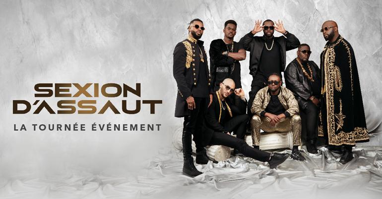 """Sexion d'Assaut - La tournée """" le Retour des Rois """""""