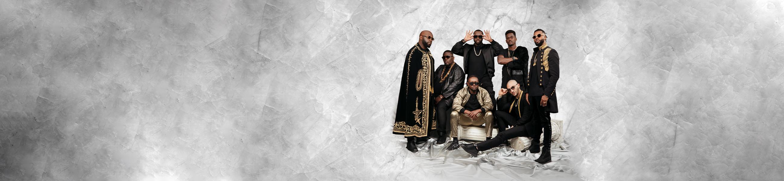 Sexion d'Assaut « le Retour des Rois » photo groupe